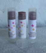 Hand Crafted Beeswax Brick Red Lip Balm Tint 3/5