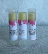 Hand Crafted Beeswax Strawberry Lip Balm 3/5