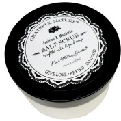 Kiss Me In the Garden Grateful Nature Salt Scrub Souffle