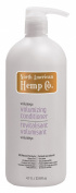 North American Hemp Co. Volumega Volumizing Conditioner, 33.814 Fluid Ounce