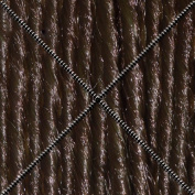 Doctored Locks Premade Synthetic Dreadlocks - Double Ended Hair Extensions - Dark Brown/Chestnut Brown