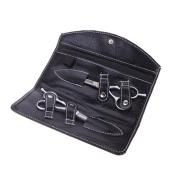 Docooler 14cm Professional Hairdressing Scissors Kit Salon Razor Shears With Case