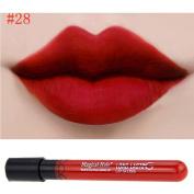 Silvercell Long Lasting Waterproof Lipstick Matte Lipstick Lip Gloss 6Pcs