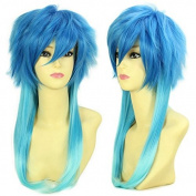 Cf-fashion Party Wig Dramatical Murder Dmmd Seragaki Aoba Fancy Cosplay Wig