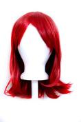 Shinobu - Wig 38cm Shoulder Length Straight Cut with Long Bangs