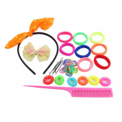 Fashion Hair Design Styling Tools Accessories Kit