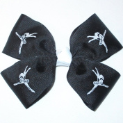 Ballet Hair Bows, Available in 3 Colours, Made in the USA