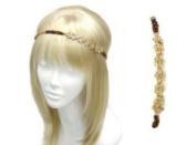 Uni-k Lace Part Sation Seed Beaded Head Band Selection