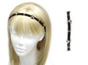 Uni-k Seed Beaded with Ethnic Deco Head Band Selection