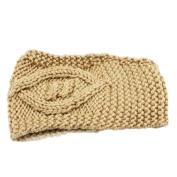 Susenstone®Womens Winter Hat ,Skiing Cap Knitted Empty Skull Beanie Headband