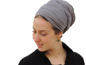 Sara Attali Design Tichel Full Hair Covering Snoods Lovely Turban One Size