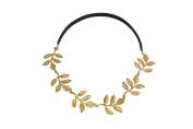 Women's Fashion Flower Leaf Tiara Hair Band Headband