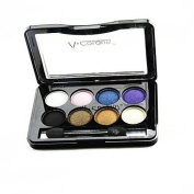 Tint 8 Colours Professional Eyeshaow