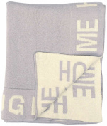 DARZZI Hug Me Baby Blanket, Grey, 90cm x 110cm