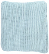 DARZZI Mini Moss Baby Blanket, Blue, 90cm x 110cm
