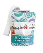 AppleCheeks Multi-Purpose Zippered Storage Sac Wet Bag, Size 1 (39cm x 28cm x 7.6cm )