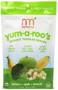 NurturMe Yum-a-Roo's Toddler Snacks, Banana/Apple/Broccoli, 30ml