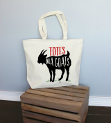 Totes Ma Goats Xl Tote in Natural Colour
