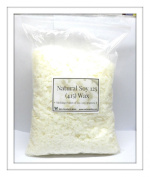 0.5kg Bag of 100% Soy Wax Flakes for Candle Making Supplies No Additives