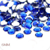 18 colours Wholesale SS30 5*288pcs Flatback Rhinestones DIY Stones