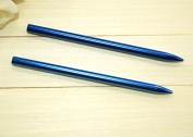 2pack of 8.9cm Aluminium 550 Paracord Fid, Lacing, Stitching Needles