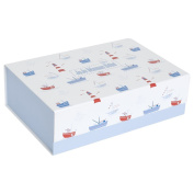 JoJo Maman Bebe Gift Box, Blue, Medium