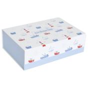 JoJo Maman Bebe Gift Box, Blue, Medium
