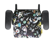 Clek Olli Backless Booster Seat, Tokidoki Space