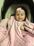 Bonchos The Better Baby Blanket, Pink