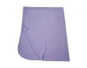 TL Care 100% Cotton Thermal Blanket, Lavender