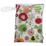 PumpEase Wet Bag - Candy Apple