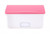 Ubbi Wipes Dispenser, Pink