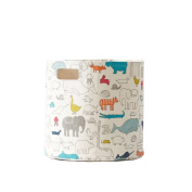 Storage Bins - Noah's Ark Animal Print
