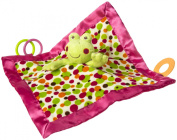 Mary Meyer Bubbles Frog Activity Blanket