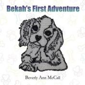 Bekah's First Adventure