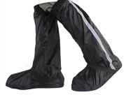 Edealing Waterproof Rain Boot Covers Motorcycle Biker Shoes Outdoor