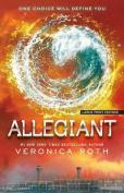 Allegiant (Divergent) [Large Print]