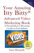 Your Amazing Itty Bitty Video Marketing Book