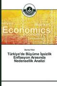 Turkiye'de Buyume Sizlik Enflasyon Aras Nda Nedensellik Analizi [TUR]
