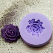 Flower silicone mould reusable for resin jewellery and crafts