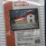 California Mission Model Kit San Miguel Arcangel