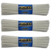 3 Bundles Zen Pipe Cleaners - Soft - 132 Count