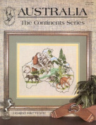 Pegasus Originals Continents Australia Counted Cross Stitch Chartpack