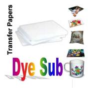 Dye Sublimation Paper 200 Sheets 8.5x11