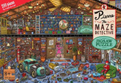 Pierre the Maze Detective 200 Piece Jigsaw Puzzle