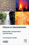 Failure in Geomaterials