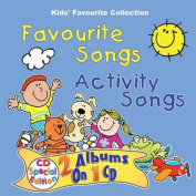 Favourite Songs & Activity Songs [Audio]