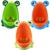 Lovely Frog Children Potty Toilet Training Kids Urinal for Boys Pee Trainer Bathroom