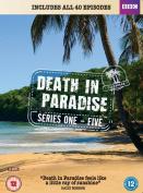 Death in Paradise: Series 1-5 [Regions 2,4]