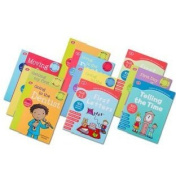 Chad Valley PlaySmart 10 Pack Preschool Fun Learning Books.